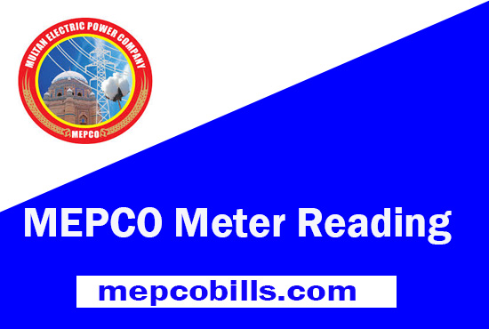 MEPCO Meter Reading