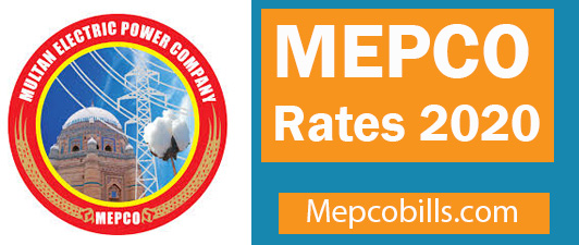 Mepco rates 2020
