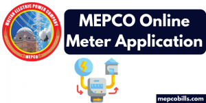 mepco online meter application